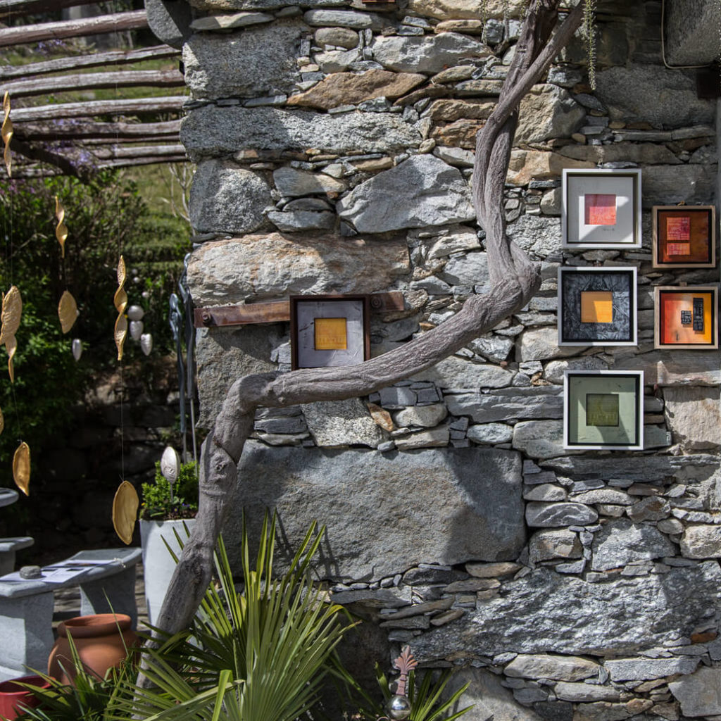 Casa Elisabetta | Sentiero d'Arte di Trarego